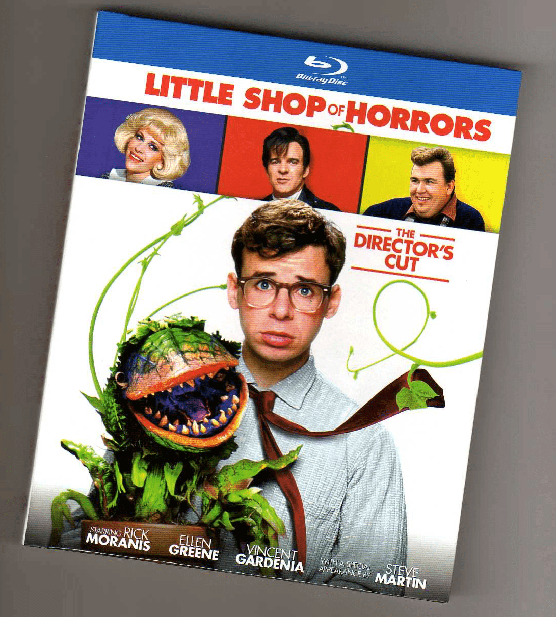 Little Shop of Horrors, Director's Cut Blu-Ray Release Booklet