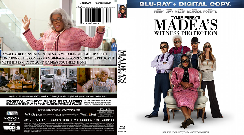 madea witness protection full movie download