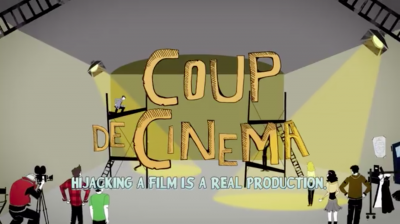 Join the 'Coup'! Check out this social media campaign I wrote & directed for Hapstance Films.