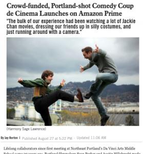 successful independent film marketing