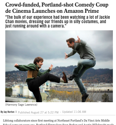 independent film marketing